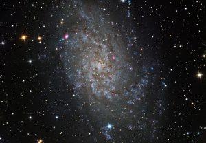 Messier-33 Dreiecksgalaxie
